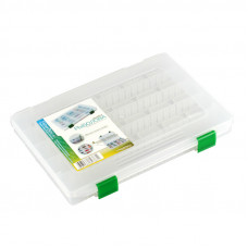 Коробка рыболова FisherBox 250sh slim