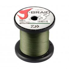 Шнур плетеный Daiwa J-Braid 10 lb