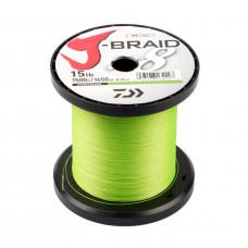 Шнур плетеный Daiwa J-Braid 15 lb