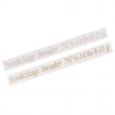 Деколи для бланков Nordic Stage Invader