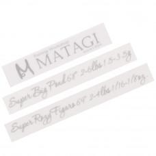 Деколи для бланков Matagi