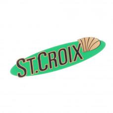 Деколь на бланки St.Croix