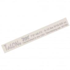 Деколь на бланк TaLON
