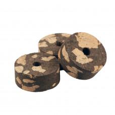Пробковое кольцо Burnt Cork Rings - Dark Mix