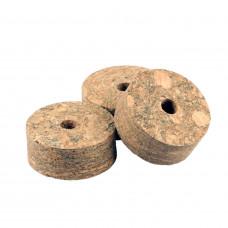 Пробковое кольцо Burl Cork Rings - Brown