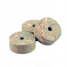 Пробковое кольцо Burl Cork Rings - Green