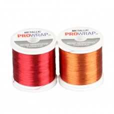 Нитки ProWrap Metallic A