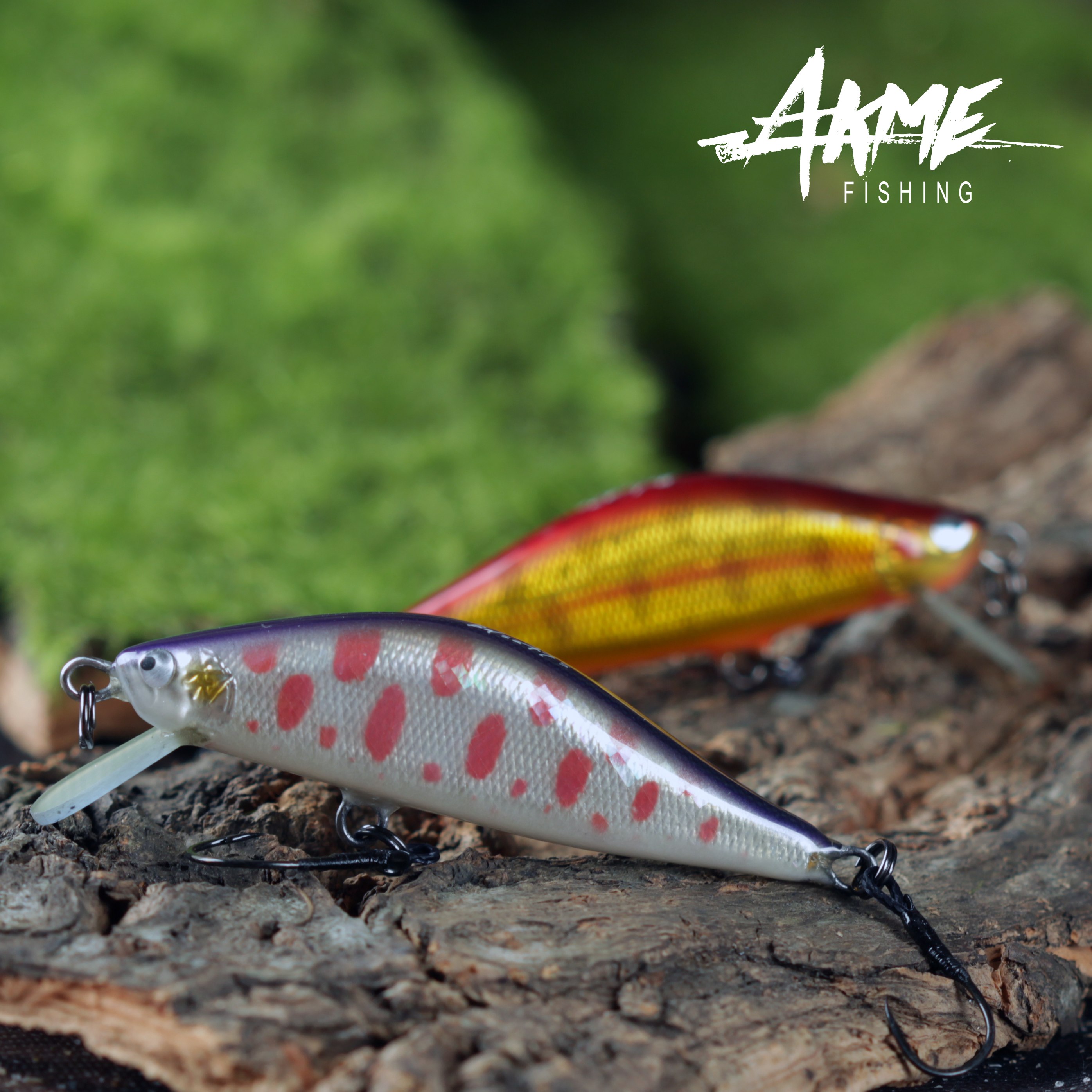 Воблер Handmade Lures Balsa Na.Craft Shell 47S